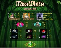 miss white slot screenshot 3