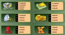 money vault slot screenshot 3