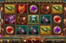 monkey king slot screenshot 1