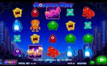 monster wins slot screenshot 1