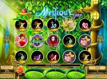 mystique grove slot screenshot 1