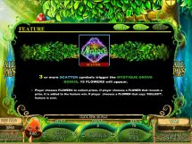 mystique grove slot screenshot 3
