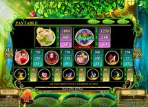 mystique grove slot screenshot 4