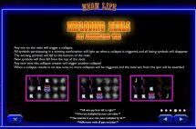 neon life slot screenshot 3