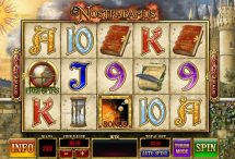nostradamus slot screenshot 1