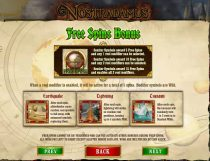 nostradamus slot screenshot 4