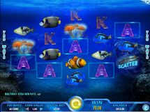pacific paradise slot screenshot 1