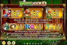 pixie gold slot screenshot 3
