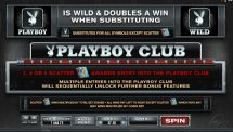 playboy slot screenshot 3