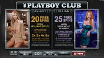 playboy slot screenshot 4