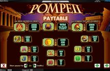 pompeii slot screenshot 2