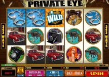 private eye slot screenshot 1