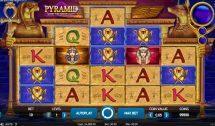 pyramid quest slot screenshot 1