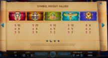 pyramid quest slot screenshot 3
