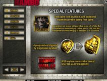 rambo slot screenshot 4
