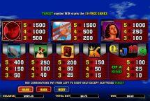 red baron slot screenshot 2