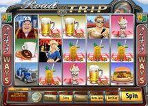 road trip slot screenshot 1