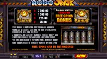 robojack slot screenshot 2