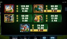 rugby star slot screenshot 4