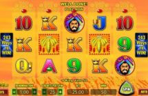 silk road slot screenshot 1