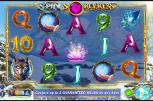 spin sorceress slot screenshot 1