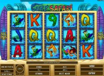 surf safari slot screenshot 1