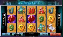 the alchemists spell slot screenshot 1