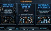 the dark knight rises slot screenshot 2