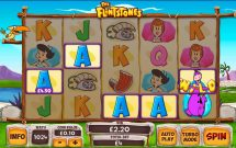 the flintstones slot screenshot 1