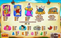 the flintstones slot screenshot 2