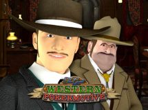 great western pokermotive slot screenshot 1