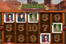 great western pokermotive slot screenshot 4