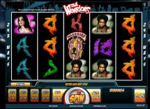 the warriors slot screenshot 1