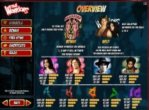 the warriors slot screenshot 2