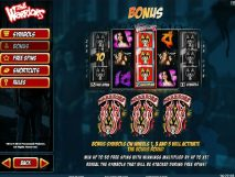the warriors slot screenshot 3