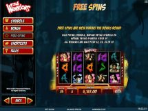 the warriors slot screenshot 4