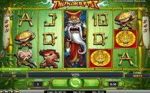 thunderfist slot screenshot 1