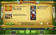 thunderfist slot screenshot 3