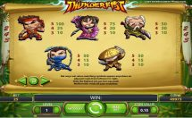 thunderfist slot screenshot 4