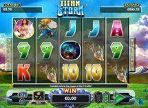 titan storm slot screenshot 1