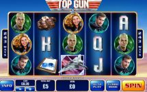 top gun slot screenshot 1