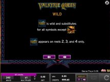 valkyrie queen slot screenshot 3
