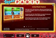 vegas party slot screenshot 2