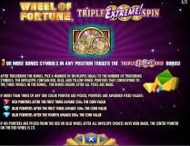 wheel of fortune triple extreme slot screenshot 3