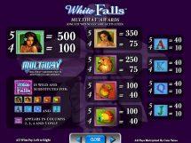 white orchid slot screenshot 4