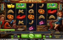 wild rockets slot screenshot 1