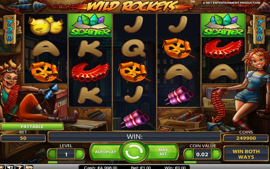 NetEnt Bonus Slots - Wilds, Free Spins, Multipliers, and More