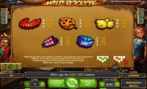 wild rockets slot screenshot 4