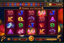 wishing you fortune slot screenshot 1