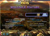 wolfpack pays slot screenshot 3
